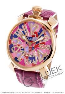 ガガミラノ マヌアーレ48MM モザイク 腕時計 メンズ GaGa MILANO 5011.MOSAICO2S