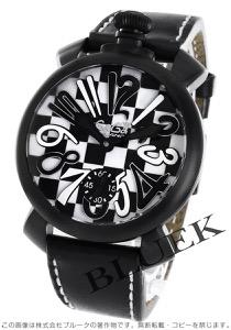 ガガミラノ マヌアーレ48MM 限定299本 腕時計 メンズ GaGa MILANO 5012.LE.CH.1