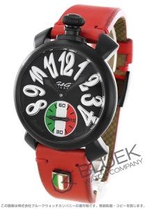 ガガミラノ マヌアーレ48MM リミテッドエディション 世界限定299本 腕時計 メンズ GaGa MILANO 5012.LE.IT.LEAGUE.02