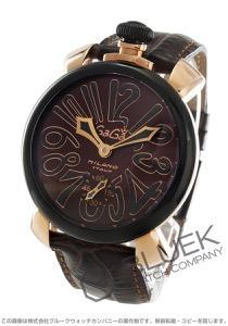 ガガミラノ マヌアーレ48MM 腕時計 メンズ GaGa MILANO 5014.02S