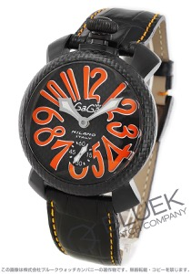 ガガミラノ マヌアーレ48MM 腕時計 メンズ GaGa MILANO 5016.EDA01