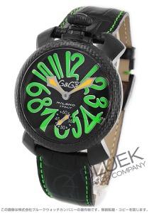 ガガミラノ マヌアーレ48MM 腕時計 メンズ GaGa MILANO 5016.EDA03