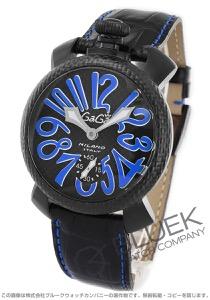 ガガミラノ マヌアーレ48MM 腕時計 メンズ GaGa MILANO 5016.EDA07
