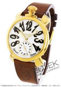 ガガミラノ マヌアーレ48MM スペシャルエディション 腕時計 メンズ GaGa MILANO 5018.SP.03