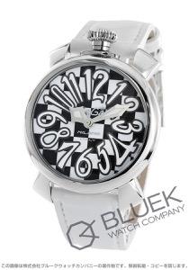 ガガミラノ マヌアーレ40MM 限定299本 腕時計 ユニセックス GaGa MILANO 5020.LE.CH.1