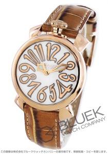 ガガミラノ マヌアーレ40MM 腕時計 ユニセックス GaGa MILANO 5021.2