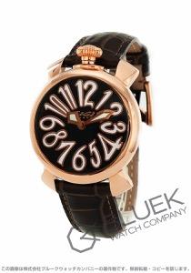 ガガミラノ マヌアーレ40MM 腕時計 ユニセックス GaGa MILANO 5021.3