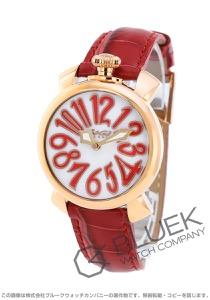 ガガミラノ マヌアーレ40MM 腕時計 ユニセックス GaGa MILANO 5021.5