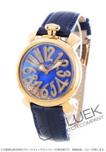 ガガミラノ マヌアーレ40MM フローティング 腕時計 ユニセックス GaGa MILANO 5021.FL.01