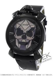 ガガミラノ マヌアーレ48MM バイオニックスカル 世界限定500本 腕時計 メンズ GaGa MILANO 5062.02S