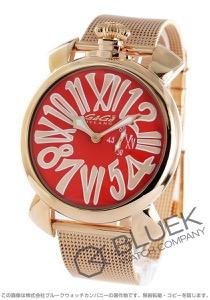 ガガミラノ スリム46MM 腕時計 ユニセックス GaGa MILANO 5081.4