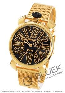 ガガミラノ スリム46MM イビザ島モデル 世界限定500本 腕時計 メンズ GaGa MILANO 5083.LE.IB.01