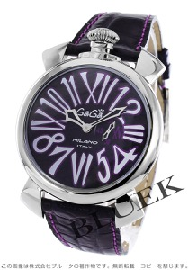 ガガミラノ スリム46MM 腕時計 メンズ GaGa MILANO 5084.1