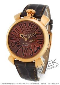 ガガミラノ スリム46MM 腕時計 メンズ GaGa MILANO 5085.1