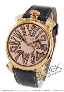 ガガミラノ スリム46MM 腕時計 メンズ GaGa MILANO 5085.2