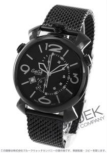 ガガミラノ シン クロノ46MM クロノグラフ 腕時計 メンズ GaGa MILANO 5099.01BR