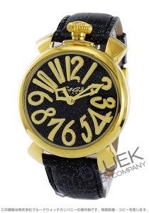 ガガミラノ マヌアーレ40MM スターダスト 腕時計 ユニセックス GaGa MILANO 5223.01