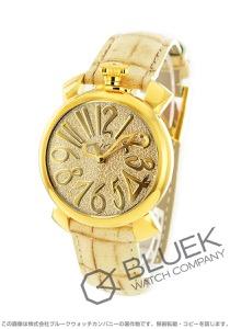 ガガミラノ マヌアーレ40MM スターダスト 腕時計 ユニセックス GaGa MILANO 5223.02