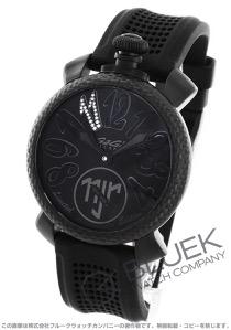ガガミラノ マヌアーレ48MM ネイマールモデル 世界限定500本 ダイヤ 腕時計 メンズ GaGa MILANO 5516.NJ.01D