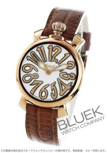 ガガミラノ マヌアーレ35MM 腕時計 レディース GaGa MILANO 6021.01LT