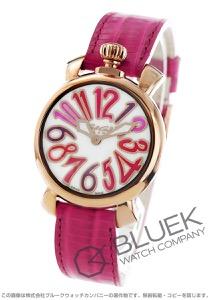 ガガミラノ マヌアーレ35MM 腕時計 レディース GaGa MILANO 6021.03LT
