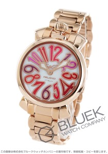 ガガミラノ マヌアーレ35MM 腕時計 レディース GaGa MILANO 6021.3