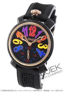 ガガミラノ マヌアーレ48MM カーボン 世界限定300本 腕時計 メンズ GaGa MILANO 6061.01S