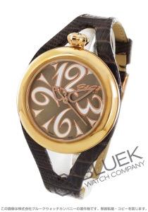 ガガミラノ フラット42MM 腕時計 ユニセックス GaGa MILANO 6071.02
