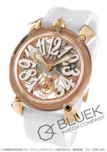 ガガミラノ マヌアーレ48MM クリスタル 腕時計 メンズ GaGa MILANO 6091.03