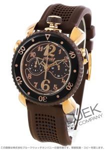 ガガミラノ クロノ スポーツ45MM クロノグラフ 腕時計 メンズ GaGa MILANO 7011.03
