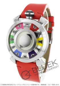 ガガミラノ マヌアーレ48MM ミステリーユース 腕時計 メンズ GaGa MILANO 9090.01