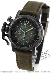 グラハム クロノファイター ヴィンテージ エアクラフト リミテッドエディション 世界限定250本 クロノグラフ 腕時計 メンズ Graham 2CVAV.B17A.T35T