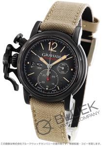 グラハム クロノファイター ヴィンテージ エアクラフト リミテッドエディション 世界限定250本 クロノグラフ 腕時計 メンズ Graham 2CVAV.B18A.T38T