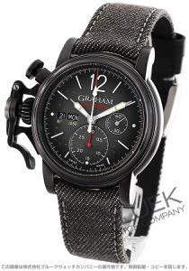グラハム クロノファイター ヴィンテージ エアクラフト リミテッドエディション 世界限定250本 クロノグラフ 腕時計 メンズ Graham 2CVAV.B19A.T39T