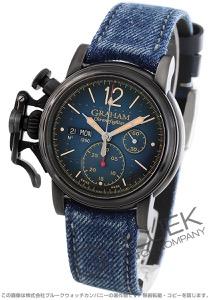 グラハム クロノファイター ヴィンテージ エアクラフト リミテッドエディション 世界限定250本 クロノグラフ 腕時計 メンズ Graham 2CVAV.U03A.T37T