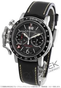グラハム クロノファイター ヴィンテージ クロノグラフ GMT 腕時計 メンズ Graham 2CVBC.B15A.L127S