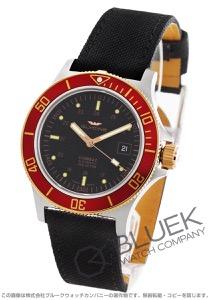 グライシン コンバット サブ キャンパスレザー 腕時計 メンズ GLYCINE GL0092