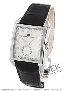 ジラールペルゴ ヴィンテージ 1945 XXL アリゲーターレザー 腕時計 メンズ Girard-Perregaux 25880-11-121-BB6A