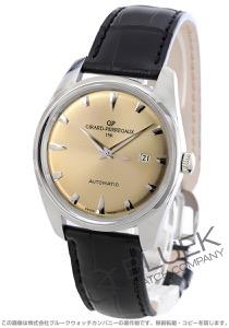 ジラールペルゴ ヘリテージ 1957 世界限定225本 アリゲーターレザー 腕時計 メンズ Girard-Perregaux 41957-11-131-BB6A