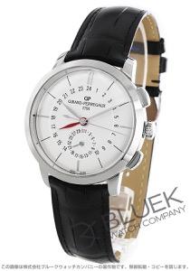 ジラールペルゴ 1966 アリゲーターレザー 腕時計 メンズ Girard-Perregaux 49544-11-132-BB60