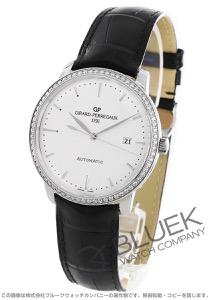 ジラールペルゴ 1966 ダイヤ アリゲーターレザー 腕時計 メンズ Girard-Perregaux 49555D11A131-BB60