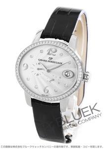 ジラールペルゴ キャッツアイ パワーリザーブ ダイヤ アリゲーターレザー 腕時計 レディース Girard-Perregaux 80486D11A161-CK6A