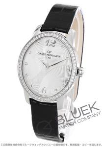 ジラールペルゴ キャッツアイ マジェスティック ダイヤ アリゲーターレザー 腕時計 レディース Girard-Perregaux 80493D11A161-CK6A