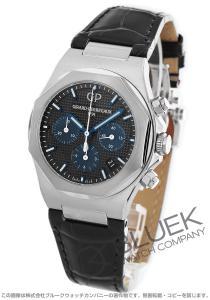 ジラールペルゴ ロレアート クロノグラフ アリゲーターレザー 替えベルト付き 腕時計 メンズ Girard-Perregaux 81040-11-631-BB6A