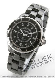 シャネル J12 ダイヤ 腕時計 メンズ CHANEL H1626