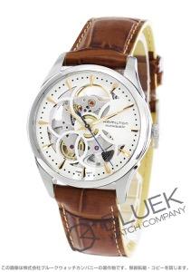 ハミルトン ジャズマスター ビューマチック スケルトン 腕時計 レディース HAMILTON H32405551