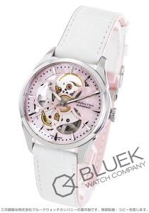 ハミルトン ジャズマスター ビューマチック スケルトン レディ 腕時計 レディース HAMILTON H32405871