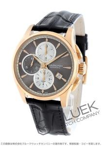 ハミルトン ジャズマスター オート クロノ クロノグラフ 腕時計 メンズ HAMILTON H32546781