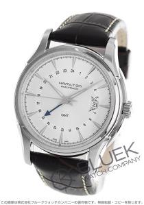 ハミルトン ジャズマスター トラベラー GMT 腕時計 メンズ HAMILTON H32585551
