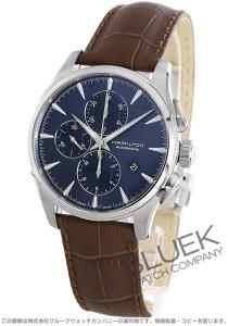 ハミルトン ジャズマスター オート クロノ クロノグラフ 腕時計 メンズ HAMILTON H32586541